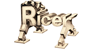 Ricer Equipment  Logo