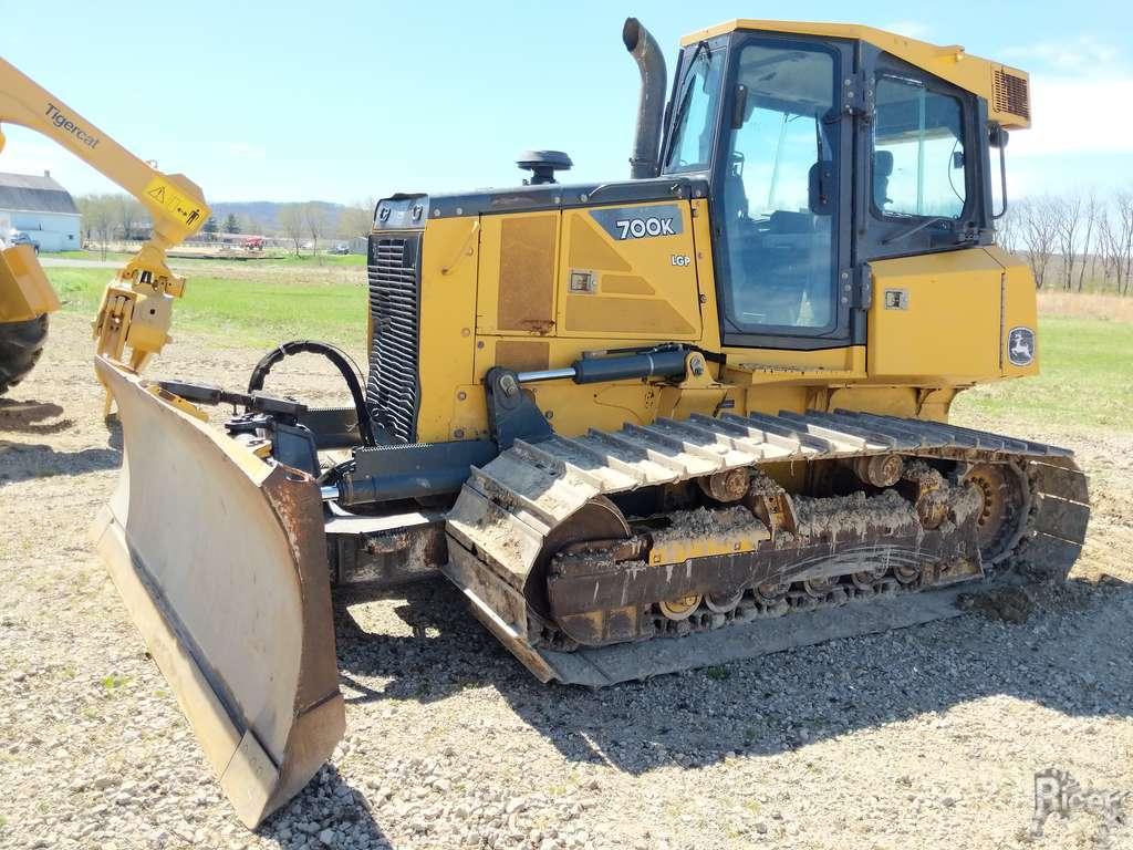 Ricer Equipment - Ohio & WV - Kubota, Land Pride, Tigercat
