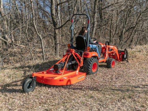 Ricer Equipment - Ohio & WV - Kubota, Land Pride, Tigercat, Pitts