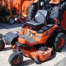 ZD326 ZERO TURN DIESEL MOWER